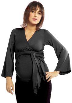 Cute maternity top