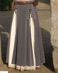 43 New Ideas Skirt Design Costumes Renaissance Costume, Renaissance Clothing, Diy Medieval Costume, Renaissance Fair, Steampunk Fashion, Boho Fashion, Fashion Outfits, Skirt Outfits, Cool Outfits
