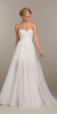 Wedding dress 2017 trends & ideas (217)