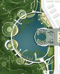 Landscape Design #Health Park ( Arch. M_oplado 2010/ L&A Design)