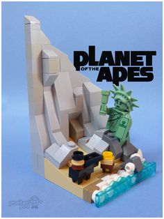Planet of the Apes by PraiterYed
