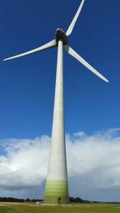 De Ambtenaar Windturbine
