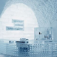 Chill: 7 Ice Bars Around the World