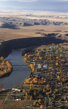Fort Benton, Montana The World's Innermost Port