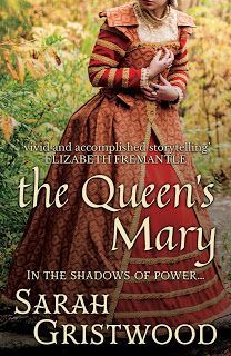 Literary Flits: The Queen's Mary by Sarah Gristwood