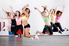 Work out and have fun during Zumba dance-fitness classes that torch calories; Vinyasa yoga boosts flexibility and strength Zumba Fitness, Dance Fitness, Body Fitness, Fitness Goals, Fitness Dvd, Fitness Classes, Fitness Programs, Group Fitness, Fitness Weightloss