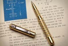 Caneta Embaixada é uma caneta desenvolvida nos EUA e originalmente concebida…