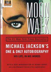 Moonwalk por Michael Jackson  Michaeljacksonmoonwalk  Uma e unica biografia sua vida em palavras