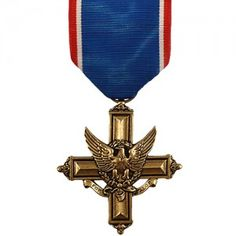 The Army Distinguished Service Cross Medal (DSC) is a U.S. Army decoration given for extreme gallantry and risk of life in actual combat with an armed enemy force. Operations which merit the DSC need to be of such a high degree to be above those mandatory for all other U.S. combat decorations but not meeting the criteria for the Medal of Honor. The DSC was first established and awarded during World War I. In accession, a number of awards were delegated for actions preceding World War I.