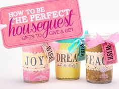 Be Our Guest: How to Say Thanks to Your Hostess