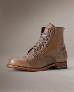 Frye Arkansas Brogue Boot