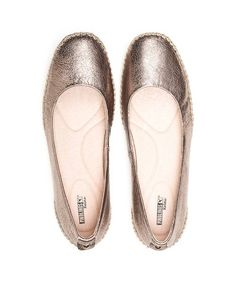 1265c7f1e Garda W6S-2557CL:Ballet flat for women Pikolinos Bunny Slippers, Chanel Ballet  Flats