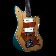 RS Guitarworks strives to produce the best guitars for the money, and offer some of the most unique, custom guitars that you can find. All RS necks are made for Unique Guitars, Custom Guitars, Guitar Inlay, Guitar Online, Cool Electric Guitars, Guitar Collection, Guitar Body, Guitar Building, Beautiful Guitars