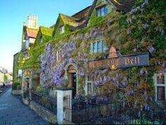 The Most Haunted Hotel in Wiltshire – The Old Bell Hotel