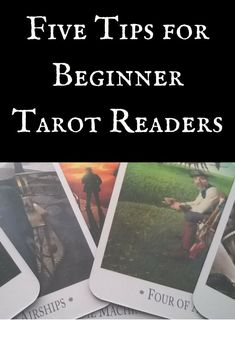 Here are the five best tips for beginner Tarot readers. Learn what you need to do to make your first Tarot readings an absolute success
