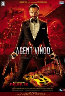 Agent Vinod - Bollywood meets Bond. 007 transcends all cultures.