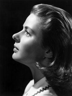 Ingrid Bergman portraitc1946