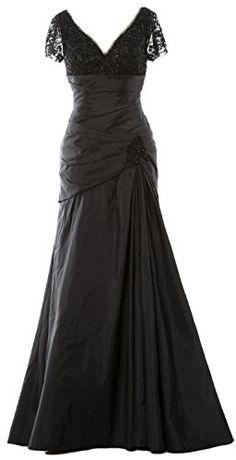 MACloth Women Cap Sleeves V Neck Lace Long Mother of Brid... https://www.amazon.com/dp/B01FVVU3KE/ref=cm_sw_r_pi_dp_x_kfl.xbGZHY7TT