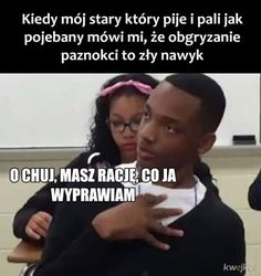 Very Funny Memes, True Memes, Wtf Funny, Funny Cute, Polish Memes, Weekend Humor, Funny Mems, Funny Photos, I Laughed