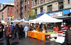 The Upper West Side is known for the diverse street fairs/festivals. The West Side just celebrated their 24th annual Upper Broadway Harvest Fair. Covering 10 blocks between 96th & 106th street. Enjoy the fresh fall weather with live music, entertainment, food, and all sorts of vendors.