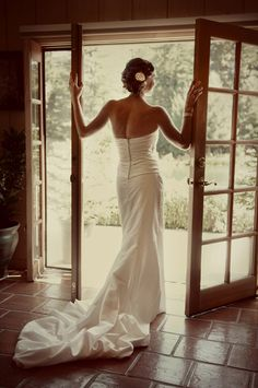 Bridal Portrait -  Claire Barrett