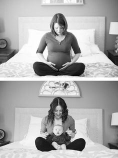 Pregnancy photo and baby photo - Babybauch Shooting - Pregnant Women Newborn Pictures, Maternity Pictures, Baby Pictures, Maternity Styles, Baby Bump Photos, Fall Maternity, Maternity Photography Poses, Family Photography, Photography Ideas