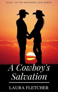 Claim a free copy of Western Cowboy Romance: A Cowboy's Salvation