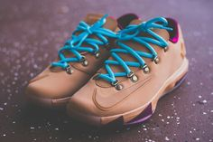 cheaper 07c34 1072e Nike KD VI EXT Gum QS  bestsneakersever.com  sneakers  shoes  nike