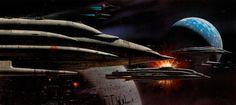Ralph McQuarrie's Star Wars Concept Art