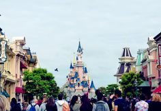 Disneyland Paris | Sleeping Beauty Castle