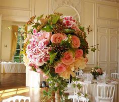 Fleurs Fruits Feuillages - Mariage