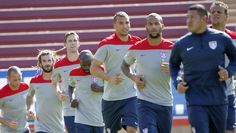 Beckerman and Rimando left for USMNT camp in mid-May. At the same time, forward Alvaro Saborio left for the Costa Rican national team — and broke a bone in his foot, which will keep him out of the lineup for another two or three months.
