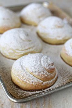 PAN de MALLORCA aka MALLORCA BREAD ~~~ this bread originates from the ensaimades bread from the spanish island of majorca. [Puerto Rico] [thenoshery]