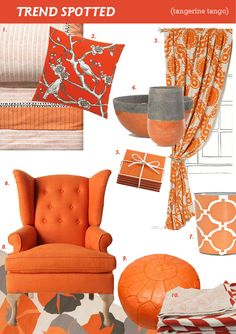 Tangerine Tango - Color Of The Year 2012