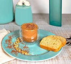 Cake aux noisettes et à la poudre de lait, mousse au chocolat facile | Et si c'était bon... | Bloglovin'