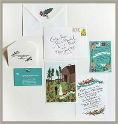 Rustic Wedding Invitations   # Pin++ for Pinterest #