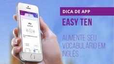 Aumente seu Vocabulário em Inglês | Easyten | Dica de App   Confira um novo artigo em http://criaroblog.com/aumente-seu-vocabulario-em-ingles-easyten-dica-de-app/