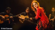 "Chicago Flamenco Sanchez on March 07, 2015 at 7:30 pm to 10:00 pm. CLOSING NIGHT CARMEN LA TALEGONA ""TALEGONEANDO"" SOUL Y DUENDE Join us for the closing reception. Enjoy Spanish hors d'oeuvre and wine, a  performance by internationally renowned flamenco artist. Category: Arts 