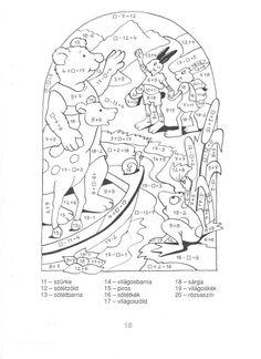 Számolós színező 20-ig - boros.patricia - Picasa Webalbumok