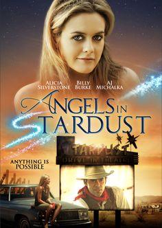Angels in Stardust (2014) Watch the Trailer! / Alicia Silverstone, AJ Michalka, Billy Burke Movie/