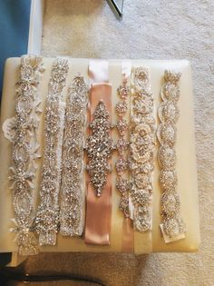 Wedding Belts | Sparkle | Glam | Bridal