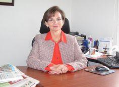 Clemencia Parra, presidenta de  Unifianza. Clemencia Parra, presidenta de Unifianza.