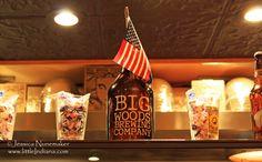 nashville indiana | ... from Big Woods Pizza Company in Nashville, Indiana | littleindiana.com