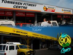 Over 2 decades of outstanding service, fitment excellence & the best tyre deals We're celebrating the Dunlop Dealer Programme's anniversary by giving you a chance to win your share of Best Tyres, 20th Anniversary, 20 Years, Competition, Promotion, Good Things, 20th Birthday, 20 Year Anniversary