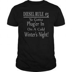 Diesel Rule #5 - Hot Trend T-shirts