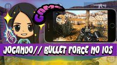 Instale e jogue Bullet Force no iOS // iPhone iPad e iPod T BR