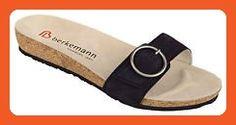 Berkemann Alessa Schwarz Size 10.0 (Eu 42) - Sandals for women (*Amazon Partner-Link)