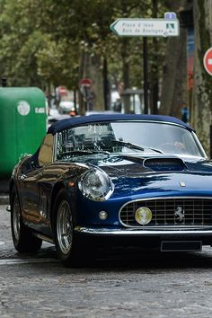 Classic Ferrari | Dudepins - The Site for Men & Manly Interests