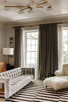 Liv Tyler's West Village Home - Home Design and Decor