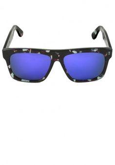 Sunglasses - Havana/Multilayer Purple BUY IT NOW ON www.dezzy.it!